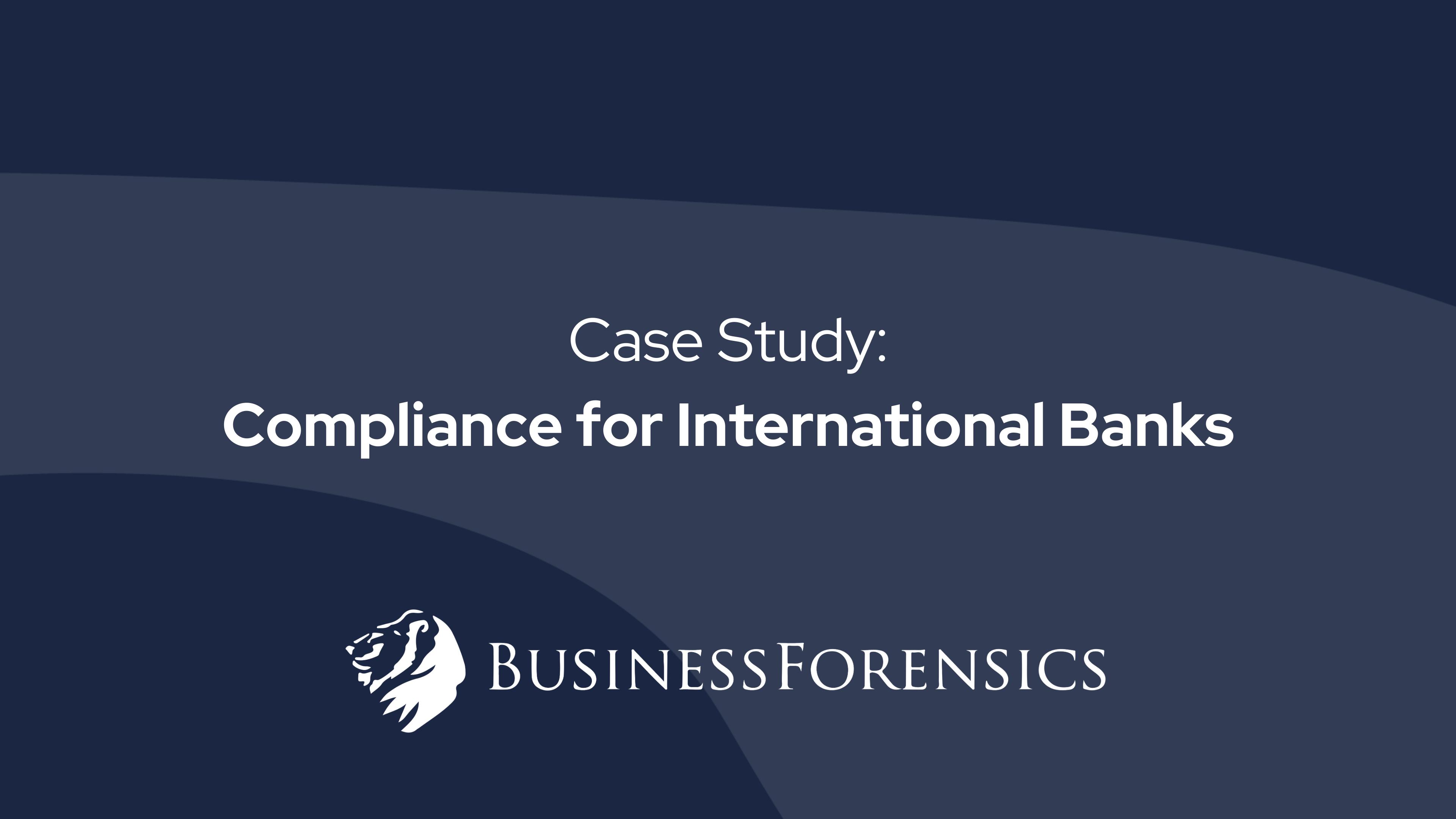 bank-compliance-case-studies