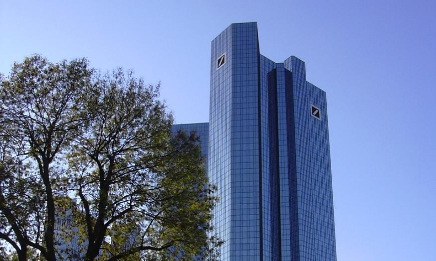 Hoofdkantoor Deutsche Bank
