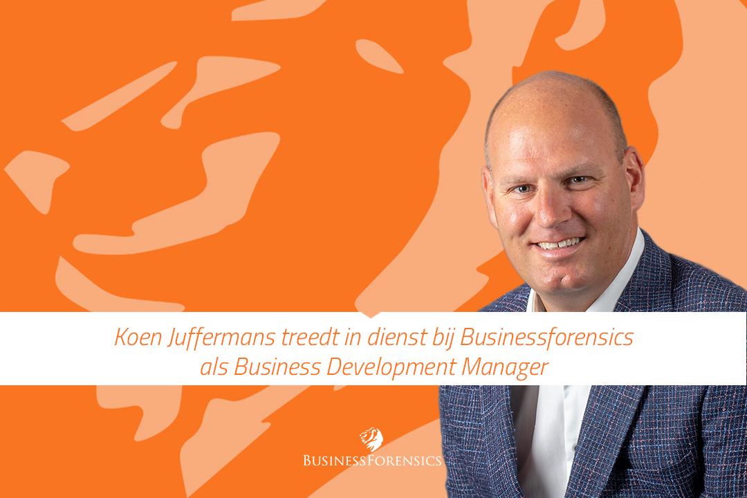 Koen Juffermans businessforensics NL